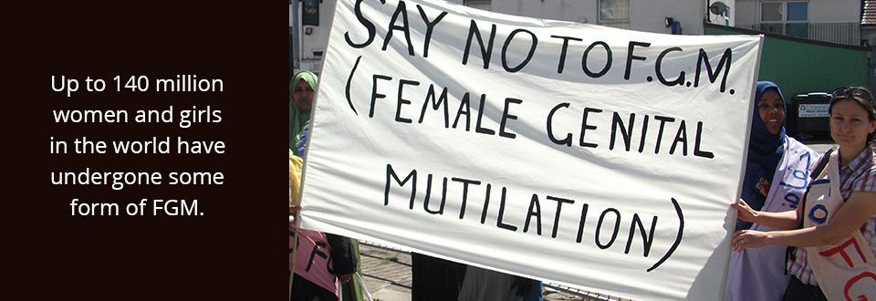 UEFGM - United to End Female Genital Mutilation