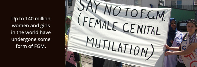 UEFGM - United to End Female Genital Mutilation